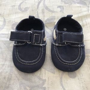 Koala Kids Baby Boat Shoes Size 2